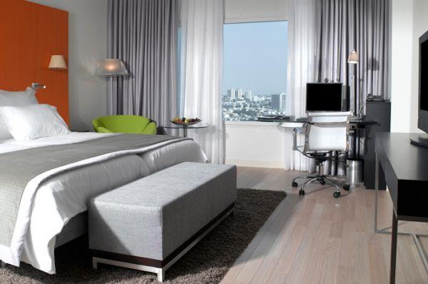 בית מלון סיטי סנטר ב תל-אביב והמרכז - חדר קלאב