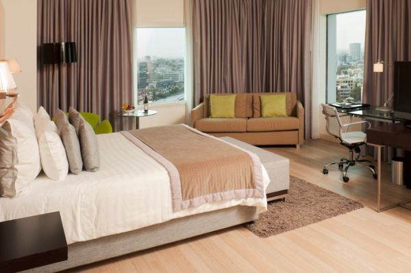 בית מלון סיטי סנטר תל-אביב והמרכז - סטודיו