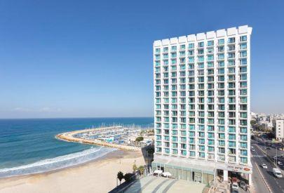 בית מלון תל-אביב והמרכז קראון פלזה