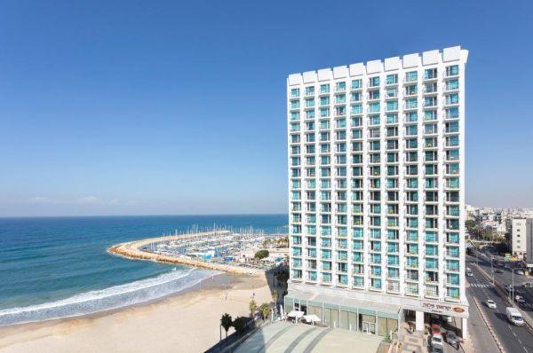 בית מלון קראון פלזה תל-אביב והמרכז