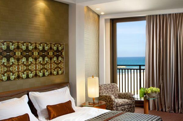 בית מלון דן אכדיה תל-אביב והמרכז - חדר הרצליה