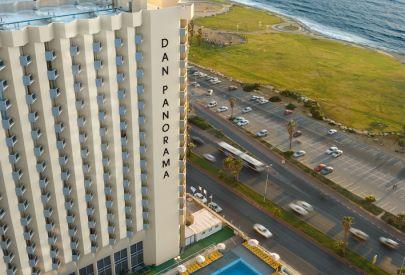 гостиница  Dan Panorama