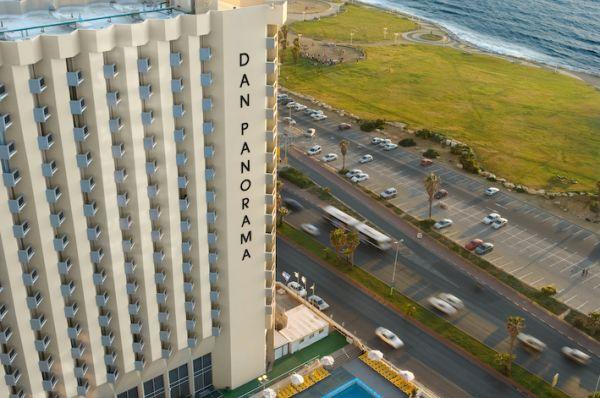 בית מלון דן פנורמה תל-אביב והמרכז