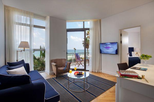 בית מלון דניאל ב תל-אביב והמרכז - סוויטה אקזקיוטיב