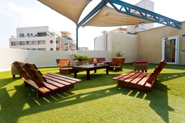 בית מלון דה לה מאר ב תל-אביב והמרכז
