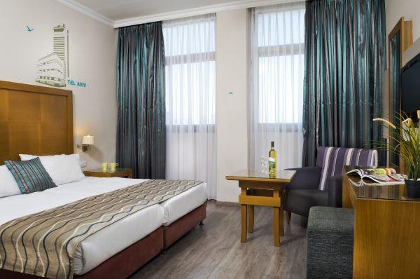 בית מלון דבורה תל-אביב והמרכז