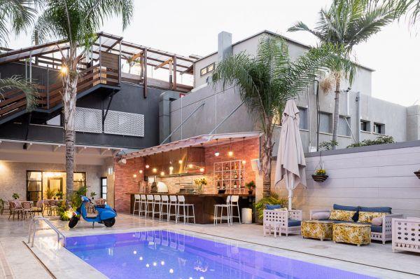 אחוזת הספא מלון ספא תל-אביב והמרכז