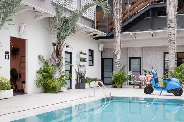 אחוזת הספא ספא מלון תל-אביב והמרכז