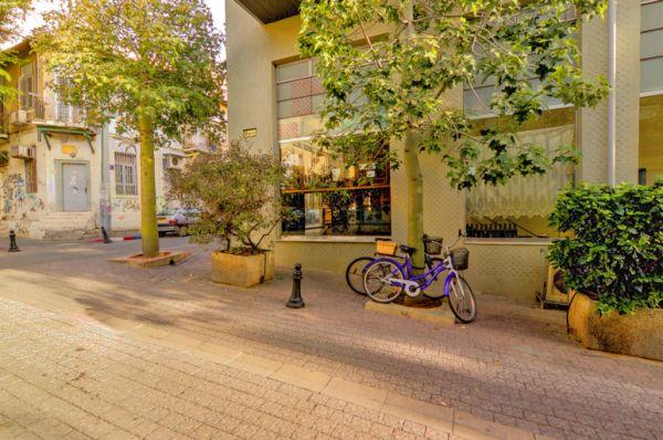 בית מלון גלילאו בתל-אביב והמרכז