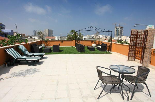 בית מלון גלילאו תל-אביב והמרכז