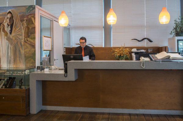 гостиница ГильГаль Тель Авив