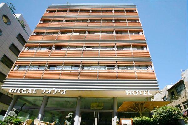 гостиница в  Тель Авив ГильГаль
