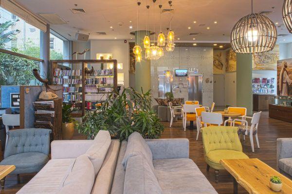 בית מלון גילגל תל-אביב והמרכז