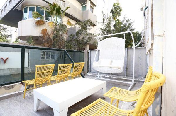 בית מלון גורדון אין סוויטס תל-אביב והמרכז