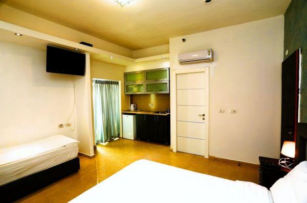 בית מלון גורדון אין סוויטס בתל-אביב והמרכז