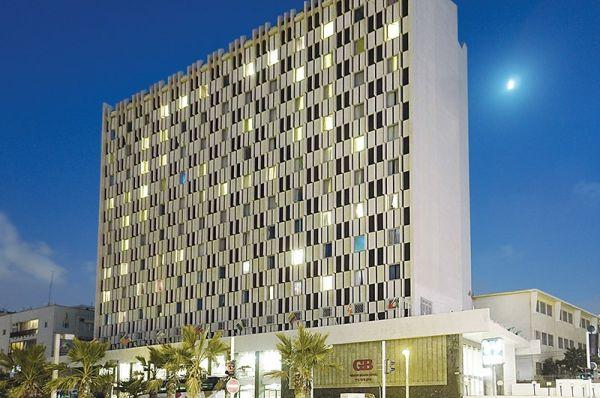 בית מלון תל-אביב והמרכז גרנד ביץ