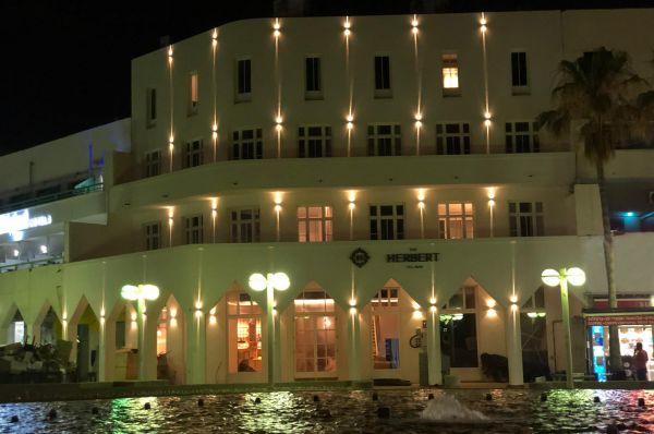 отель Герберт Самуэль Монополь