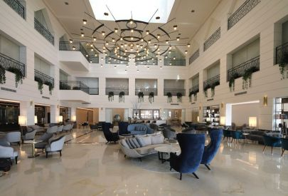 отель Herbert Samuel Opera Тель Авив