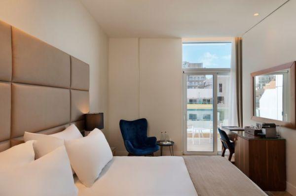 בית מלון הרברט סמואל אופרה תל-אביב והמרכז - דלקס נוף לעיר