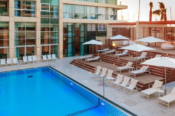 בית מלון הרודס הרצליה ב תל-אביב והמרכז