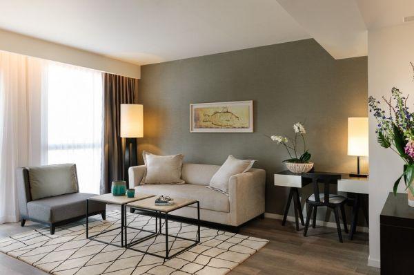 בית מלון הרודס הרצליה ב תל-אביב והמרכז - סוויטה דלקס