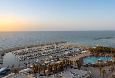 отель Herods Тель Авив