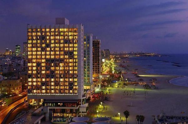 гостиница Херодс Тель Авив