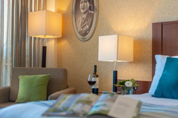 בית מלון תל-אביב והמרכז הרודס - דלקס