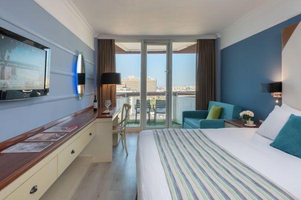 בית מלון הרודס תל-אביב והמרכז - חדר אקזקיוטיב