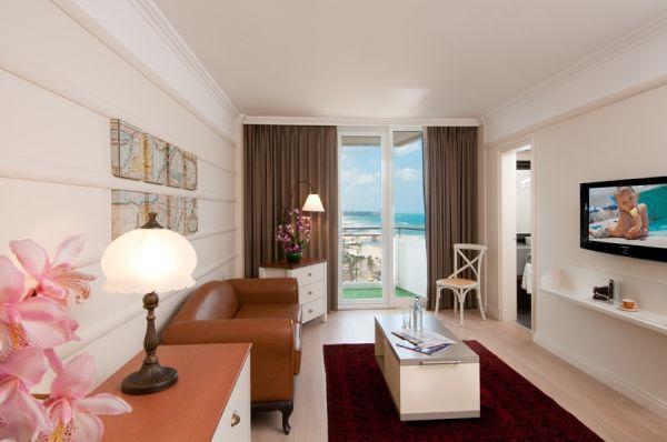 בית מלון הרודס ב תל-אביב והמרכז - סוויטה אקזקיוטיב