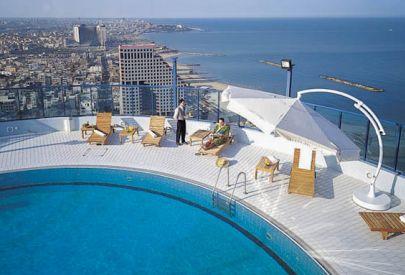 гостиница в  Тель Авив Isrotel Tower