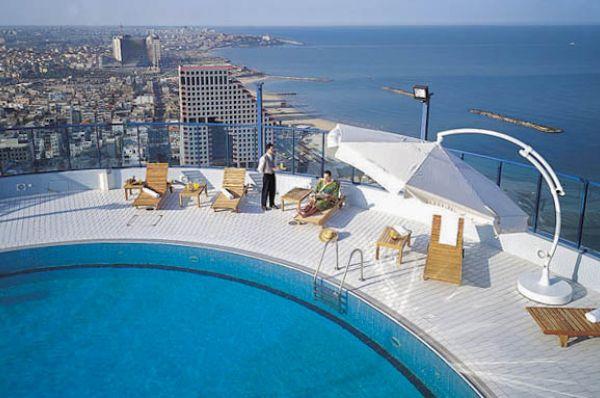 בית מלון ישרוטל טאואר תל-אביב והמרכז
