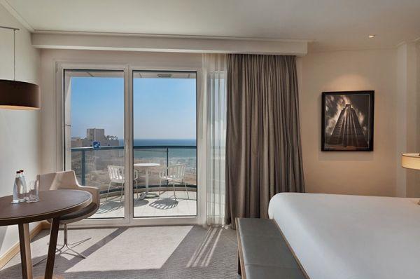 בית מלון תל-אביב והמרכז ישרוטל טאואר