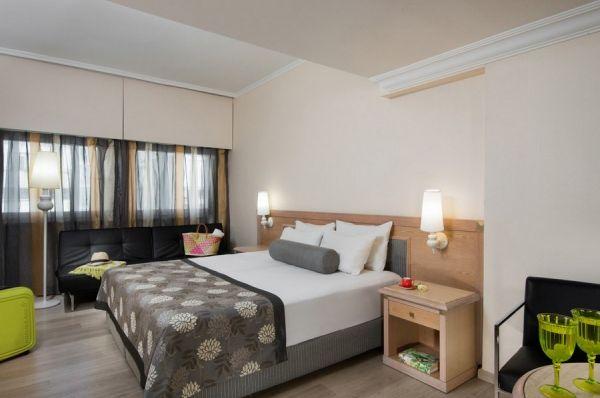 בית מלון לאונרדו ארט  ב תל-אביב והמרכז - סופריור משפחה