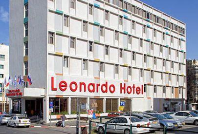 отель Leonardo Beach Тель Авив