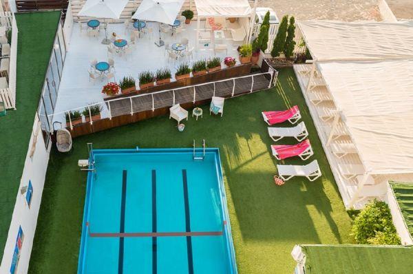 בית מלון לאונרדו ביץ