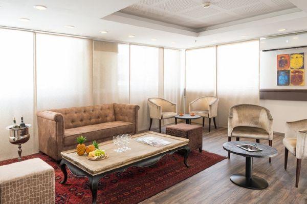 בית מלון לאונרדו ביץ בתל-אביב והמרכז
