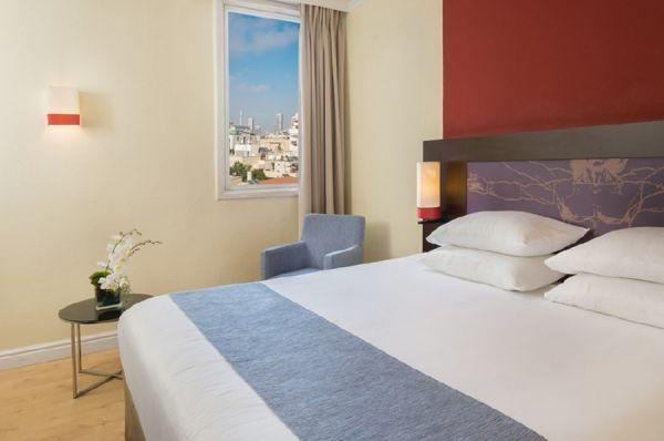 בית מלון לאונרדו ביץ ב תל-אביב והמרכז - קומפורט