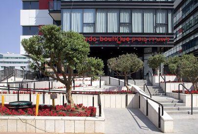 отель Leonardo Boutique Тель Авив