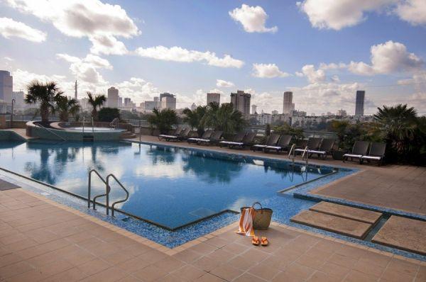 отель Леонардо Сити Тауэр Тель Авив