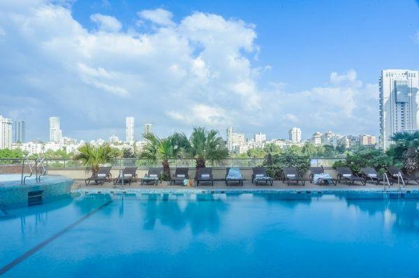 гостиница в  Тель Авив Леонардо Сити Тауэр