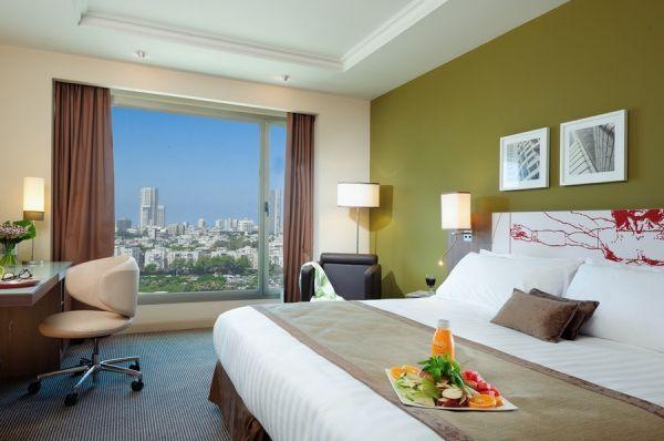 בית מלון לאונרדו סיטי טאואר ב תל-אביב והמרכז - חדר אקזקיוטיב