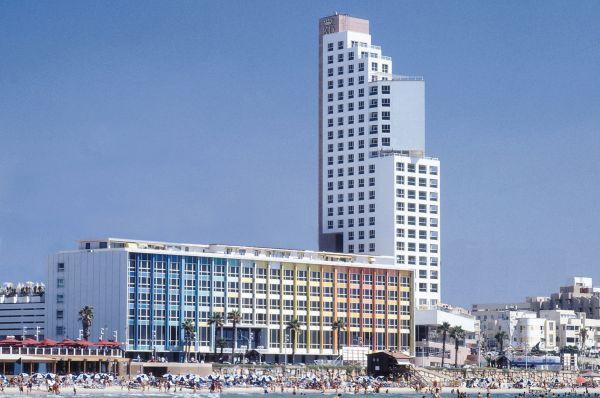 отель люкс Дан 5 звезд Тель Авив