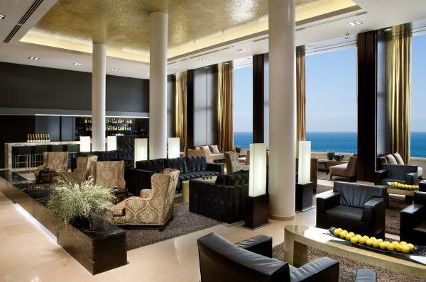 отель люкс Дан в Тель Авив