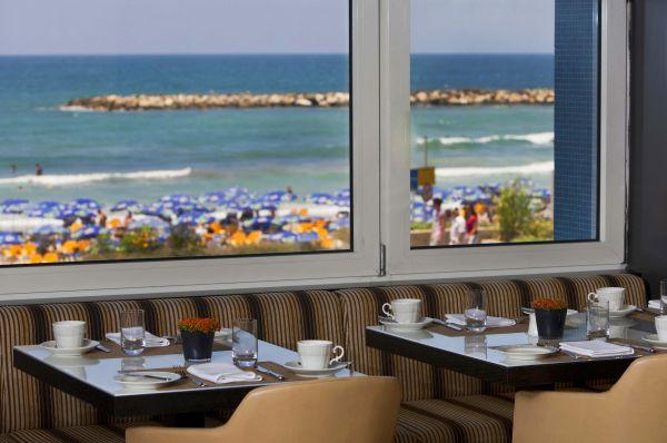 отель  Дан 5 звезд в Тель Авив