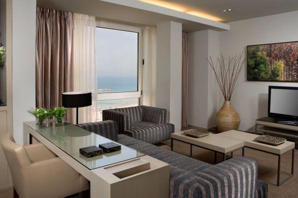 люкс отель  Дан Тель Авив