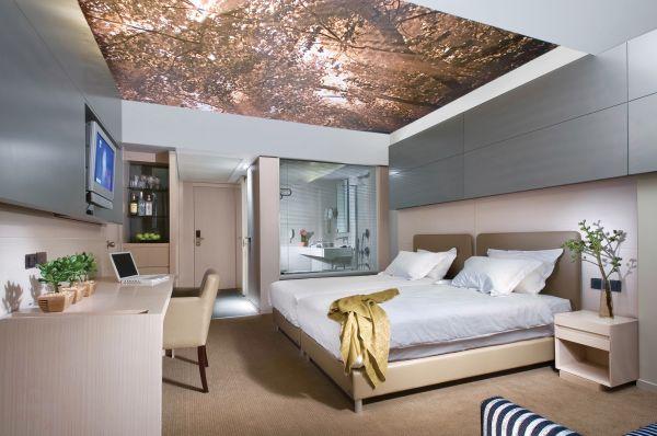 отель люкс Дан в Тель Авив - Номер Делюкс