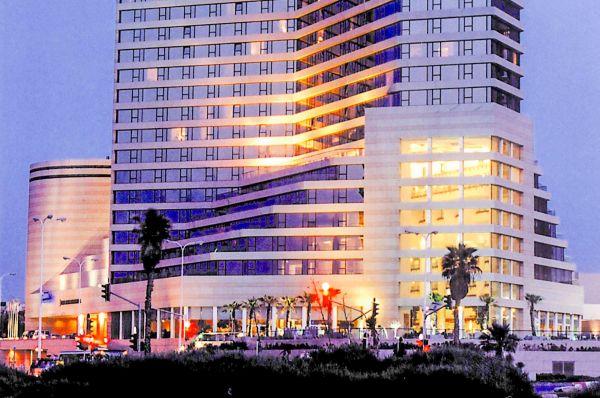 отель  Интерконтиненталь Давид 5 звезд в Тель Авив