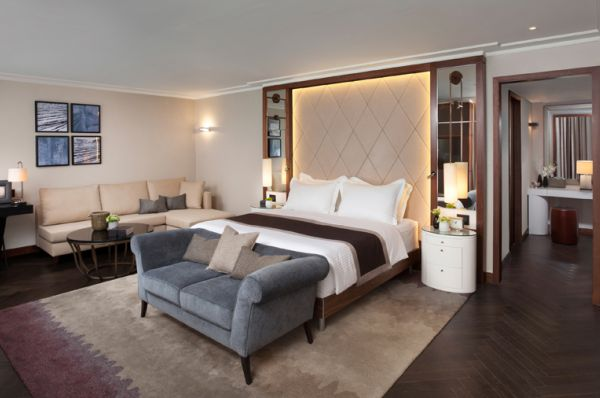 מלון יוקרה דיוויד אינטרקונטיננטל תל-אביב והמרכז