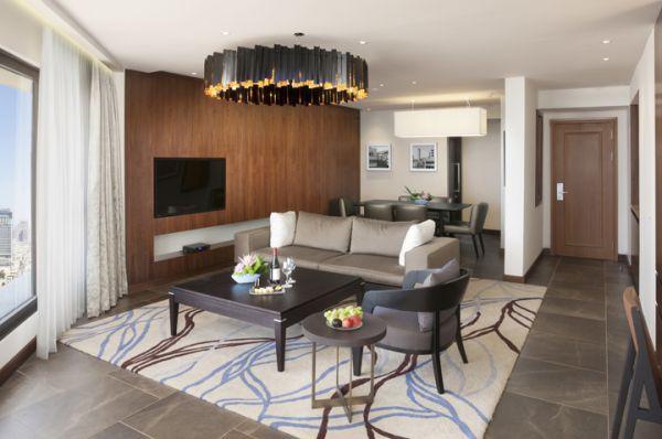 Отель люкс  Интерконтиненталь Давид в Тель Авив